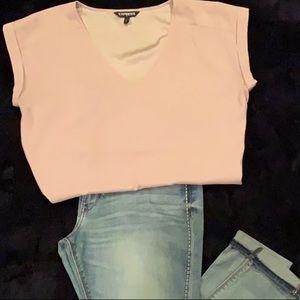 👚 NWT! Express women's fashion Top